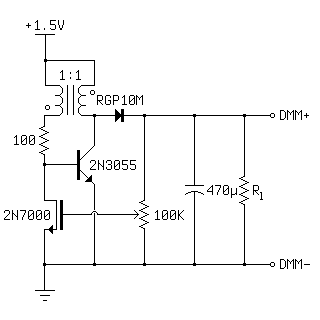 Simplifier - Voltage-Regulated Joule Thief on joule thief battery, joule thief design, joule thief kit, joule thief boost converter circuit, voltage doubler, joule thief project, joule thief how it works, flyback diode, joule thief motor, led circuit, joule thief box, joule thief charger, electromagnetic shielding, joule thief pcb, joule thief waveform, joule thief power, joule ringer schematic, joule thief resistor,